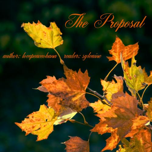 autumnal maple leaves.