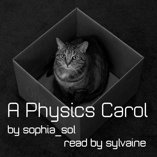 a cat in a box.