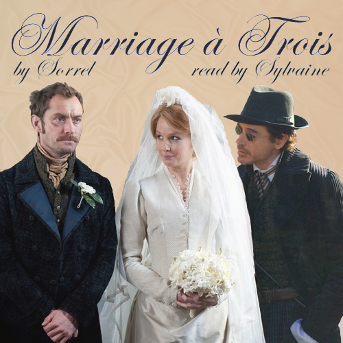 cover of Marriage a Trois