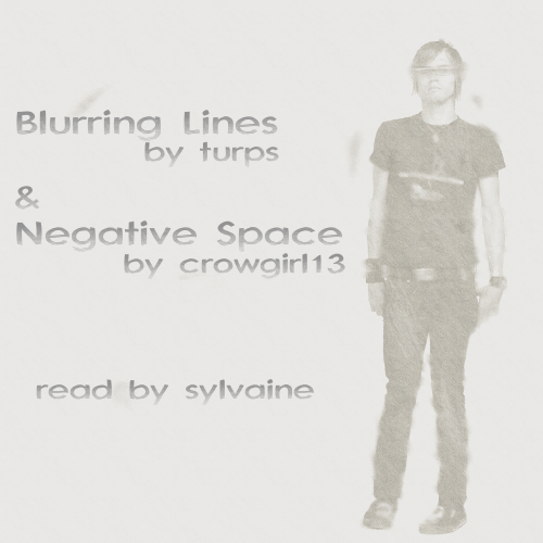 cover of Blurring Lines/Negative Space