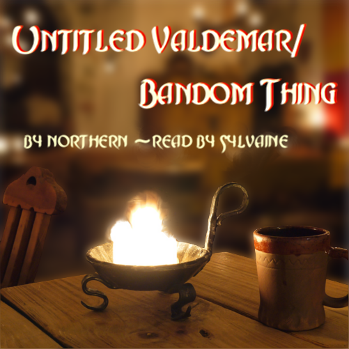 untitled Valdemar/Bandom thing podfic cover