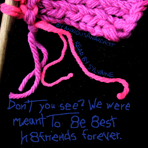 cover of Don't you see? We were meant to 8e 8est h8friends forever.