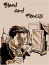 cover of blood and pencils