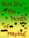 cover of now is the month of maying