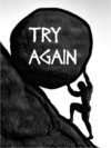 cover of try again