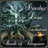 cover of daedric lore