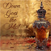 cover of down goes the mist