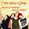 cover of early spring in jersey