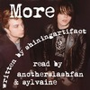 cover of more by anotherslashfan and sylvaine