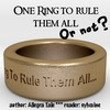 cover of one ring to rule them all - or not