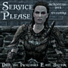 cover of service please