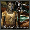 cover of written lore